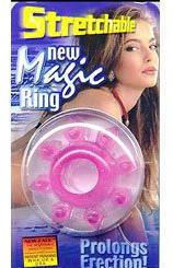 Stretchable Magic Ring
