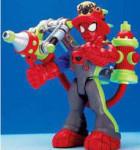 Firefighter Spidey