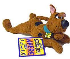 Scooby Doo Beanbags - Scooby Doo
