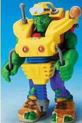 Jackhammer Hulk - Spider-Man and Friends