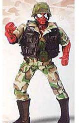 Spider-Man - Sergeant