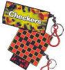 Checkers Keychain