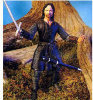 "Lord of the Rings - The Two Towers - Helm's Deep Aragorn - 6"" - 0 13-5-2"