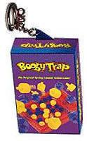 Booby Trap Keychain