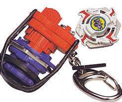 Beyblades Keychain