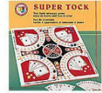 Super Tock - 4 Players (Compact) - Wooden Family Fun Game