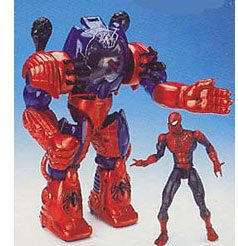 Mech-Tech Battle Armour - Spider-Man - Suggested Retail $14.99 !