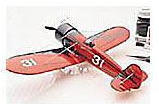 Travel Air Mystery Ship 1/48 - 916 - Airplane - Aircraft Model Glue Kit