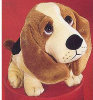 "Sniffles - Valour Beanbag Dog - 7.5"" - Softies Collection"