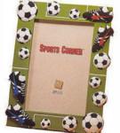 """Soccer Frame - 6 x 8"""""""
