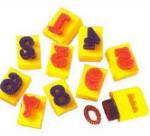Number Handle Sponges - Package of 10