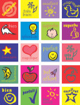 French Incentive Stickers - Package of 60