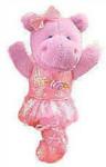 Spring Recital Finger Puppet - Hippo