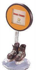"""Sport Corner: Bobbling Frame - Hockey - 7 x 3"""""""