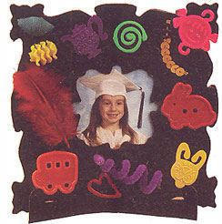 Memory Frame Kit - Brown Bag Crafts