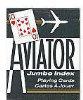 Jumbo Index Playing Cards - Aviator