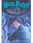Harry Potter and the Order of the Phoenix (Book 5) - by J. K. Rowling - Hard Cover