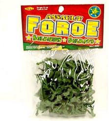Assault Force Soldier Set - 25 Pieces