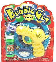 Musical Bubble Blaster