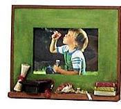 "Chalkboard Frame - 3X2"" - Diploma"