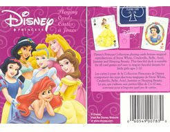Disney's Princess Playing Cards - Disney - Bicycle Brand