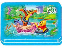 Winnie The Pooh Collectors Tin and Cards - Disney - Bicycle Brand