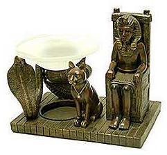 """Egyptian Oil Burner - 6"""""""