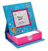 Memo Box and Photo Frame - Blue - Dream Girl