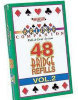 Bridge Companion Refills - Roll-A-Deal System - 48 Bridge Hands - Analyses Included - Volume 3 - Intermediate Level