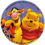 3D Reel Cards - Winnie The Pooh Adventures - Set of Three