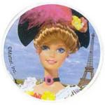 3D Reel Cards - Barbie International - Set of Three
