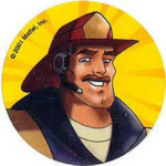 3D Reel Cards - Rescue Heroes - Set of Three