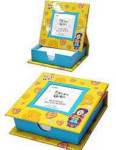 Memo Box and Photo Frame - Yellow - Dream Girl