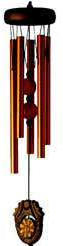 Great Wall - Passport Chimes - 14.5 inches