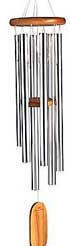 Chimes of Partch - Silver - 36 inches