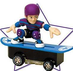 Jr. Joxx Skateboarder - #11599