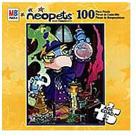 Neopets: Magical - 100 Pieces