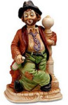Lampost Willie - Melody In Motion Figurine