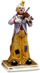 Violin Clown - Melody In Motion Figurine