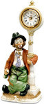 Clockpost Willie Clock - Melody In Motion Figurine