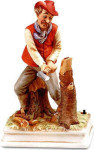 Woodchopper - Limited Edition - Melody In Motion Figurine