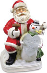 Santa Claus - 2002 - Melody In Motion Figurine