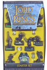 Lord of the Rings - Tradeable Miniatures Game - Starter Set