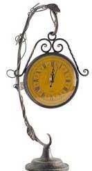 Hanging Vine Clock
