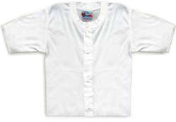 12 Months - Vest Undershirt - Snap Front - White