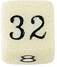 Doubling Dice - Set of 2