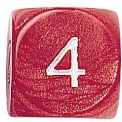 Six Sided Dice Assortment - Set of 10
