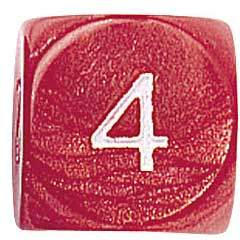 Six Sided Dice Assortment - Set of 25