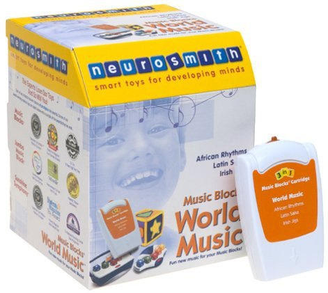 Music Blocks World Music - 3 in 1 Cartridge