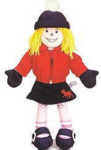 Clifford the Big Red Dog - Emily Elizabeth Play Wear - Winter Outfit